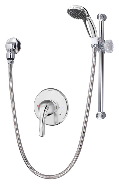 #S-96-600-B30-L-V-X - Symmons Temptrol Tub & Shower System with Hand Spray