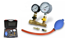 #GPTK - 7psi & 160 psi Gas Tester & Pressure Kit Gauge