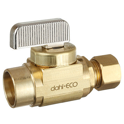 #HC2088LF-RB - Dahl 1/4 Turn Mini Ball Valve