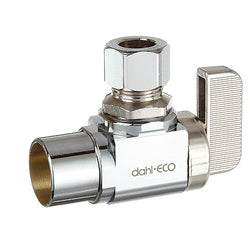 #HC2090LF-CP - Dahl 1/4 Turn Mini Ball Valve