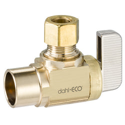 #HC2090LF-RB - Dahl 1/4 Turn Mini Ball Valve