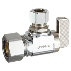#HC2097LF - Dahl 1/4 Turn Mini Ball Valve