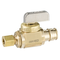 #HC9906LF  - Dahl Wirsbo/Uponor Pex  1/4-Turn Mini Ball Valve