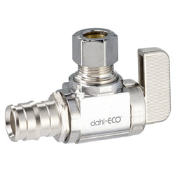 #HC9911LF   - Dahl Wirsbo/Uponor Pex  1/4-Turn Mini Ball Valve