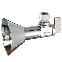 #HC9917LF - Dahl Wirsbo/Uponor Pex  1/4-Turn Mini Ball Valve