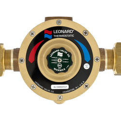 #LV-982-LF - Lead Free Leonard Single Thermostatic Water Mixing Valve