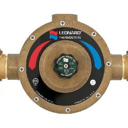 #LV-984-LF-BDT - Lead Free Leonard Single Thermostatic Water Mixing Valves