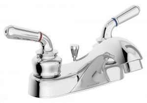 #SLC-9612-1.5 - Symmons Origins® Two Handle Centerset Lavatory Faucet