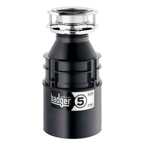 #BADGER5 - Garbage Disposal