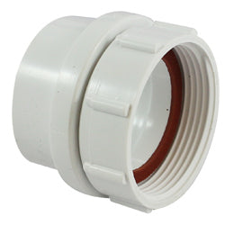 #HC9393 - PVC DWV Swivel Strainer Adapter