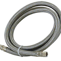 #HC4046-5 - Stainless Steel Icemaker Connector