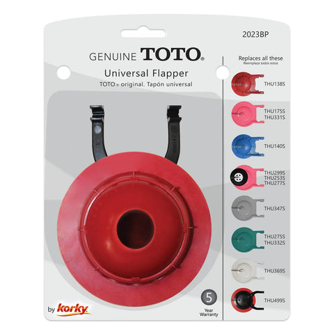#HC2023BP - Genuine TOTO 3