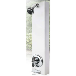 #ODSHWA - Outdoor Shower with Allura Trim