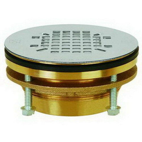 #HC8035 JackRabbit Jacking Bolt Shower Drain