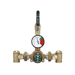#XL-32A-LF-BDT - Lead Free Leonard Single Thermostatic Water HL Master Mixing Valve