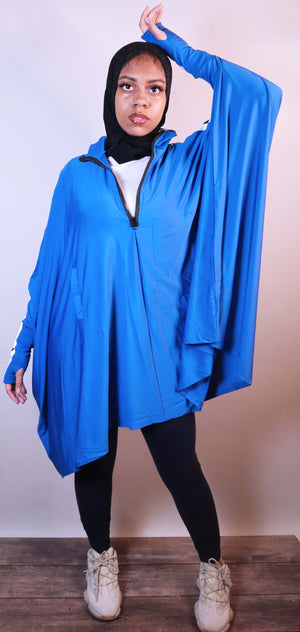 Superwoman Cape Dress