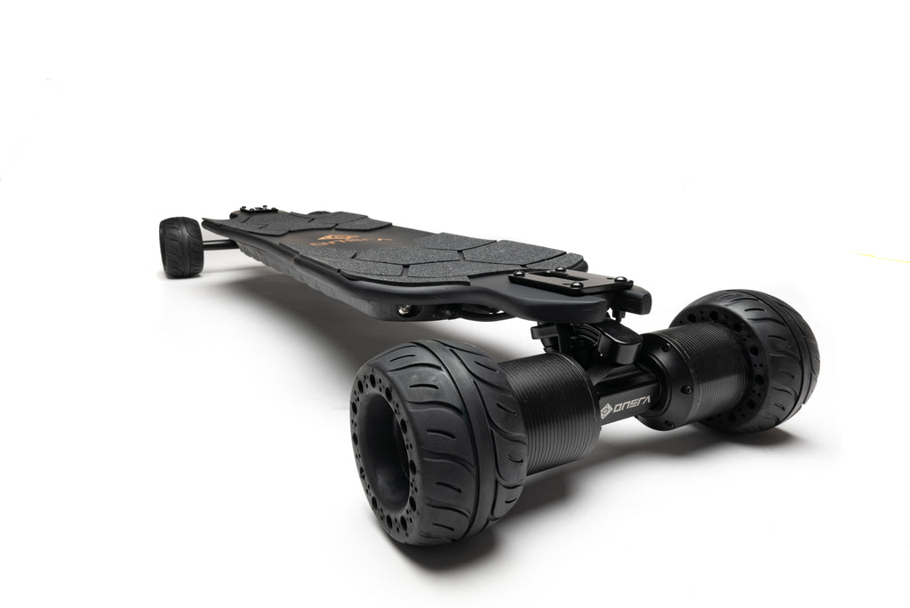 PREORDER MAY - ONSRA BLACK Carve 2 - Direct Drive - Electric Skateboard 2021