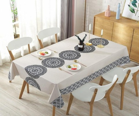 Table Cloths Collection - (Pastoral Design)