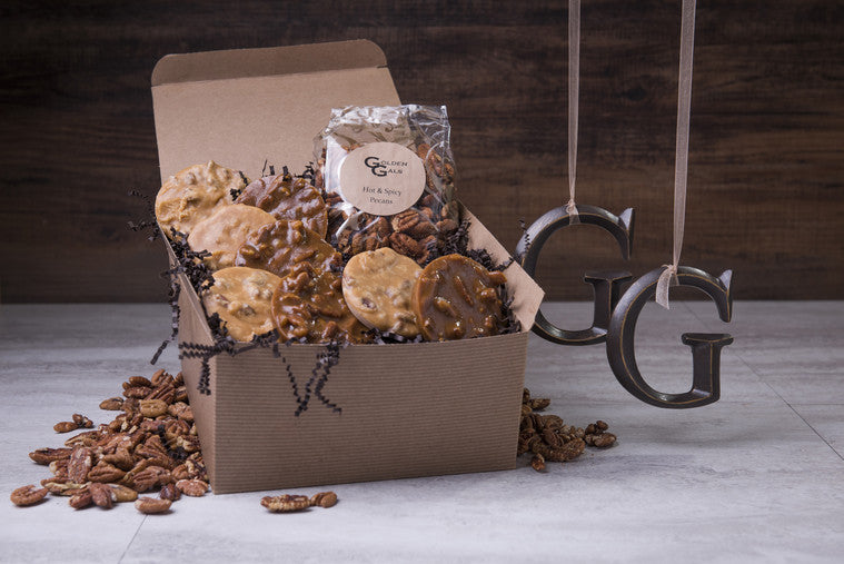 Pralines and Pecans