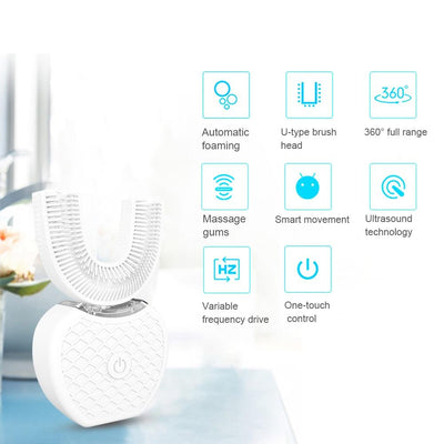 Ultrasmile™ 360 Sonic Toothbrush