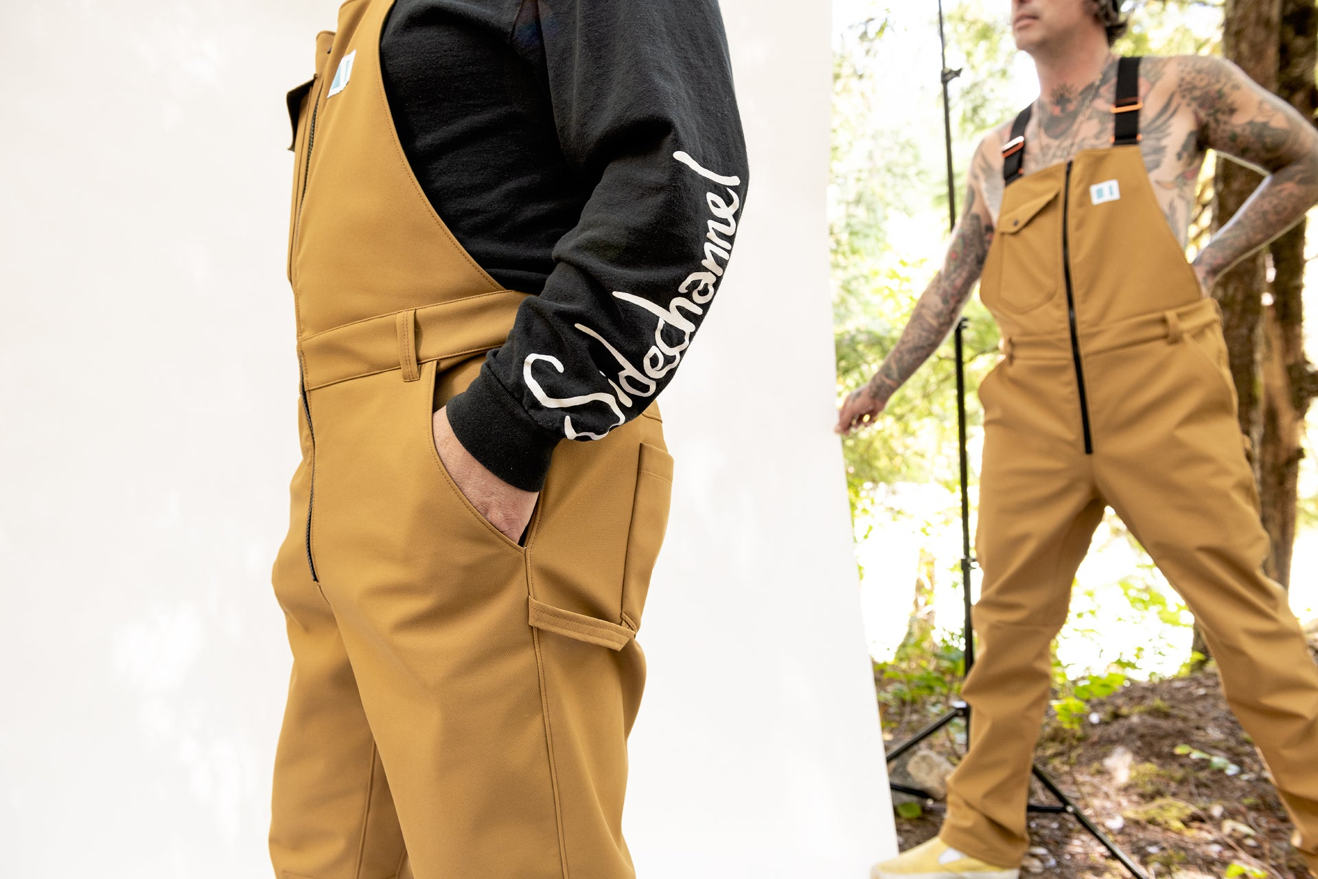 The OV technical mid-layer overall from Sidechannel