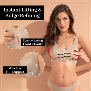 MagicLift™ Wireless Posture Support Bra - Buy 2 Free Shipping