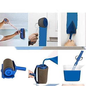 (50% OFF) Multifunctional Paint Roller Pro-Kit