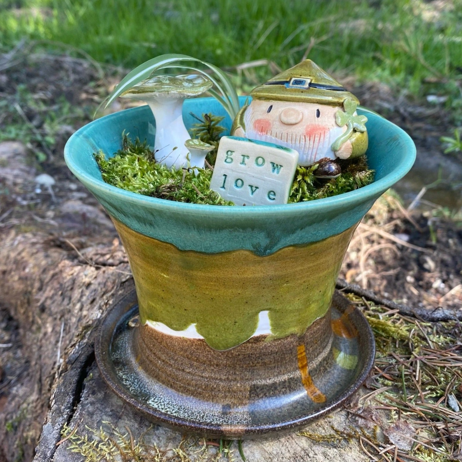 Little Gnome Planter