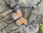 Load image into Gallery viewer, Monarch Life Cycle Wind Chime ~ Wall Hanging
