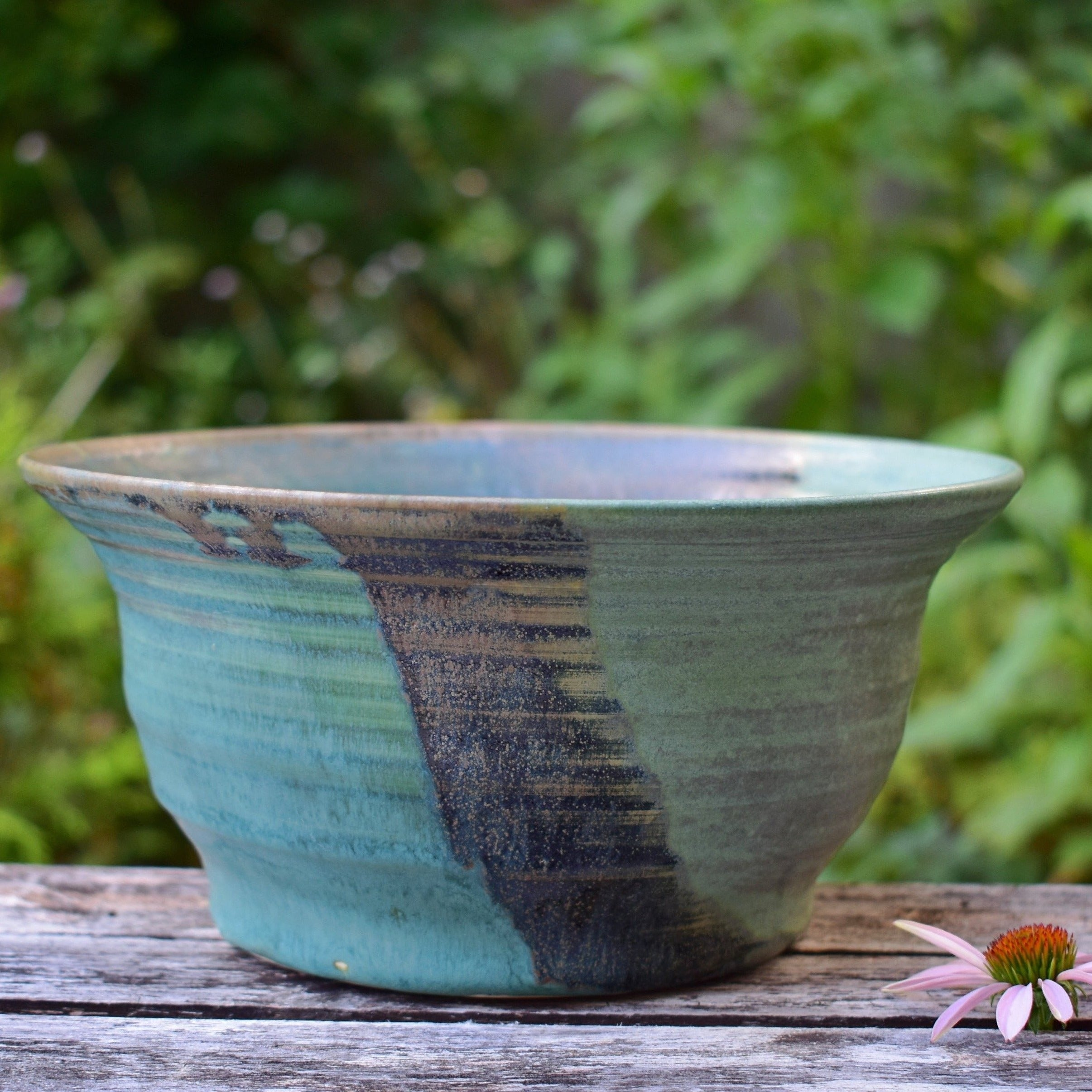 Porcelain Bowl - Green