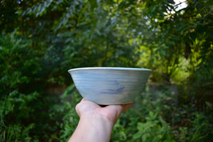 Porcelain Bowl - Blue