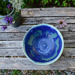Load image into Gallery viewer, Porcelain Bowl - Blue