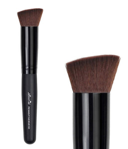 Professional Deluxe Angled Flat Buffing Brush