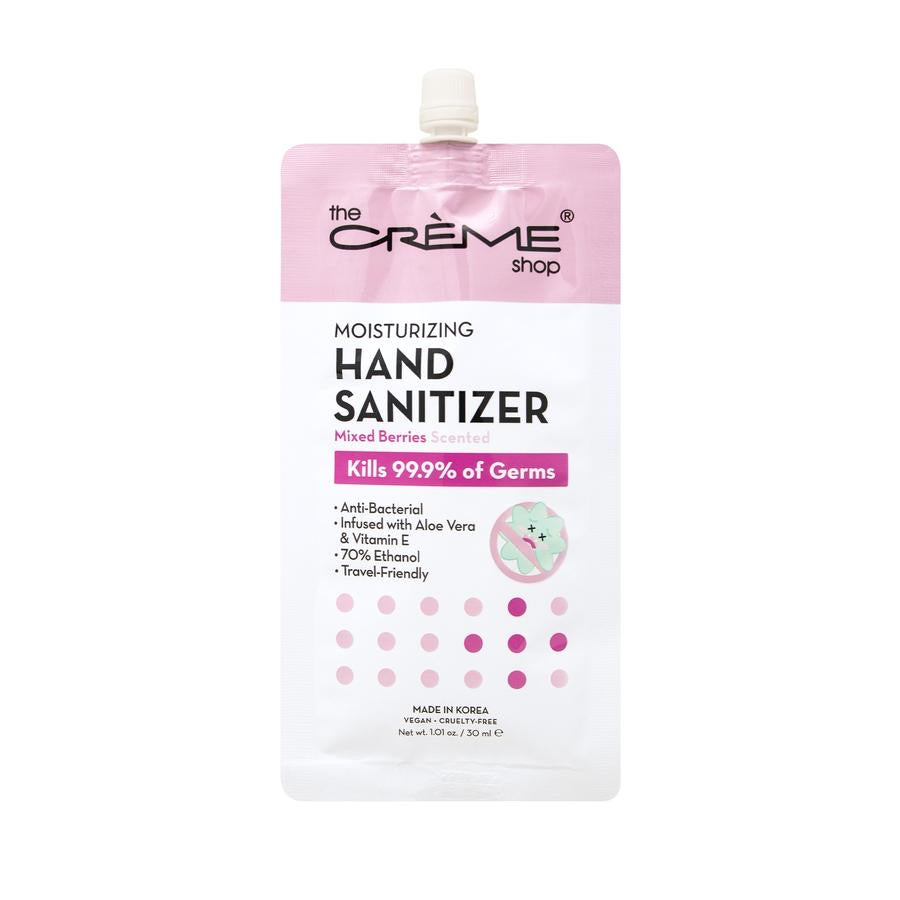 Hand Sanitizer  Mixed Berries