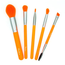 Load image into Gallery viewer, Delux Brush Set-Orange