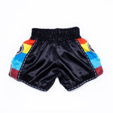 InFightStyle - Neutral Retro - Big Top Muay Thai Shorts