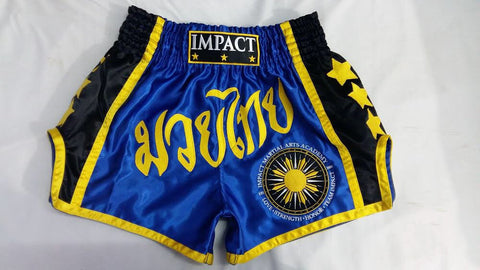 Impact Muay Thai Shorts