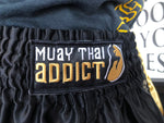 Thai Shorts Protector - Gold