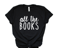 MYSTERY BAG All the books  tee