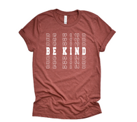 PREODER    Be Kind Bella Unisex Tee