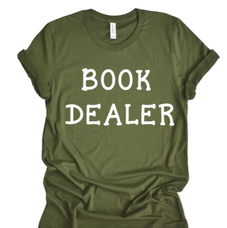 MYSTERY BAG TEES Book Dealer tee
