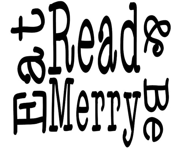 Eat, Read and Be Merry  digital download
