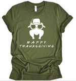 Happy Thanksgving Funny Tee