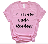 I Create Little Readers