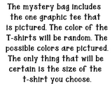 MYSTERY BAG TEES Teacher definition tee