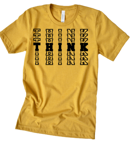 Think Bella Unisex tee