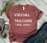 Virtual teacher est 2020