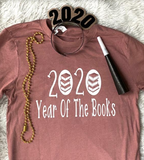 Year of the books tshirt