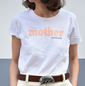 CAMISETA MOTHER -  MAQUÍS AND CO