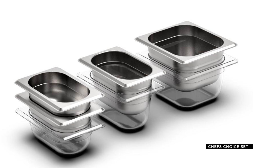 BASIC | BIRCH <br> incl. 7 piece container set